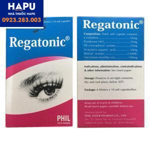 Thuốc Regatonic nhập khẩu chính hãng