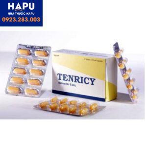 Thuốc Tenricy nhập khẩu chính hãng