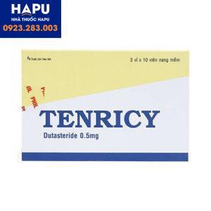 Thuốc Tenricy - Thuốc hỗ trợ bênh đường tiết niệu (Hộp 30 viên)