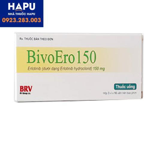 Thuốc Bivoero - Thuốc điều trị ung thư (Hộp 30 viên)