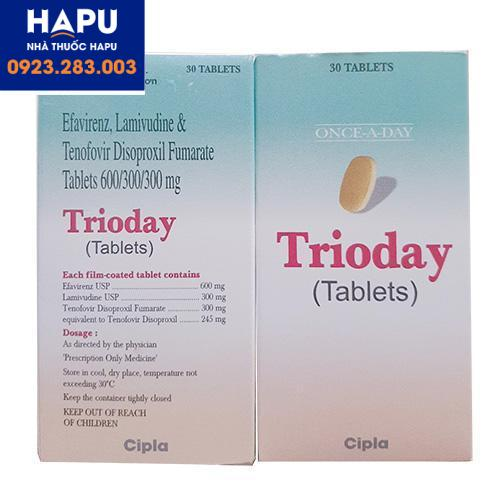 Thuốc Trioday là thuốc gì