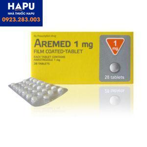 Thuốc Aremed 25mg