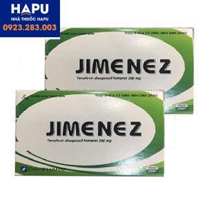 Thuốc Jimenez 2