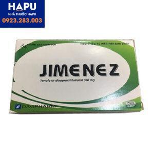 Thuốc Jimenez giá bao nhiêu