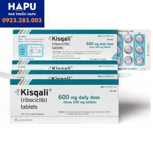 Thuốc Kisqali 600mg