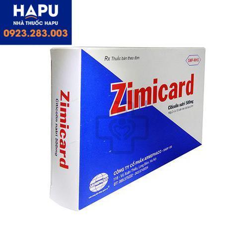 Thuốc Zimicard 1