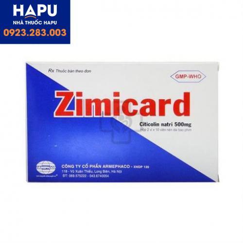 Thuốc Zimicard 2
