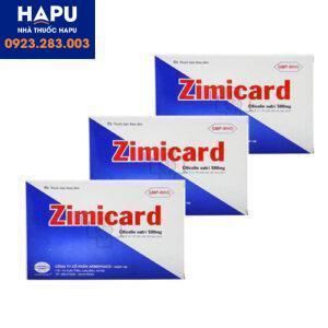 Thuốc Zimicard 3