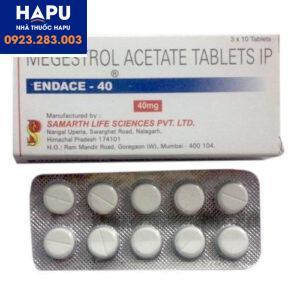 Thuốc Megestrol Acetate điều trị ung thư vú