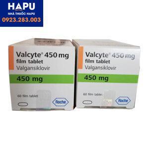 Tác dụng phụ của thuốc Valcyte