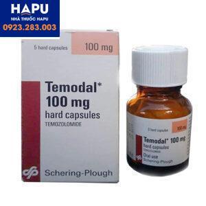 Tác dụng phụ của thuốc Temodal