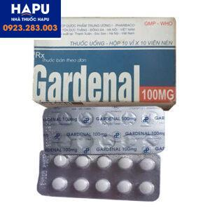 Thuốc Gardenal giá bao nhiêu