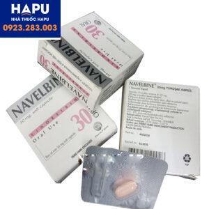 Thuốc Navelbine nhập khẩu chính hãng