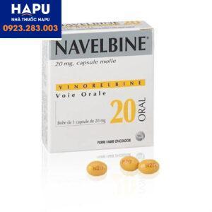 Thuốc Navelbine - Thuốc chống ung thư