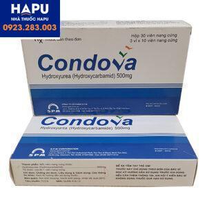 Thuốc Condova là thuốc gì