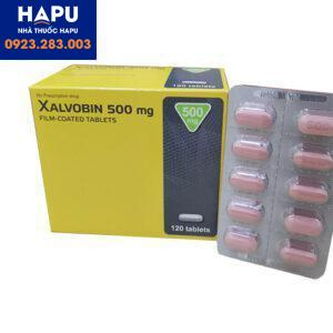 Thuốc Xalvobin chính hãng giá rẻ