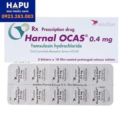 Thuốc Harnal OCAS mua ở đâu uy tín