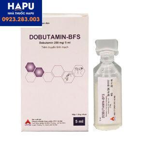 Thuốc Dobutamin BFS giá bao nhiêu