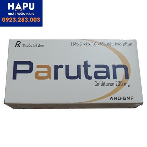 Thuốc Parutan mua ở đâu uy tín