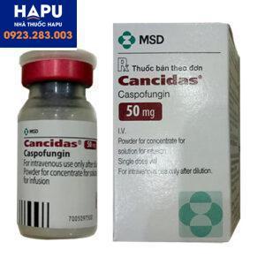 Thuốc Cancidas mua ở đâu uy tín