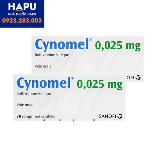 Thuốc Cynomel chính hãng uy tín