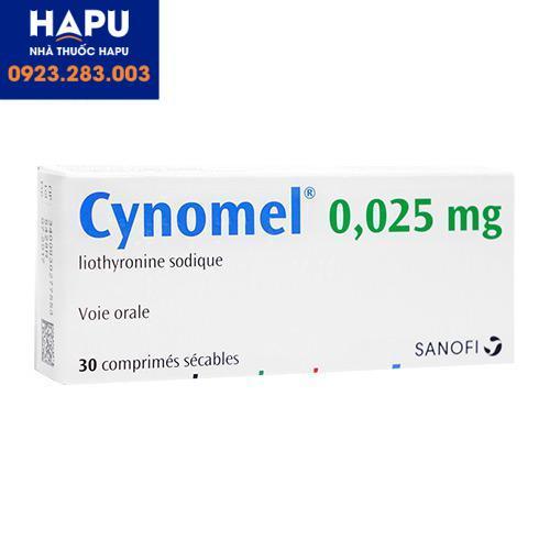 Thuốc Cynomel giá bao nhiêu