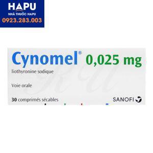 Thuốc Cynomel mua ở đâu uy tín