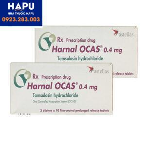 Thuốc Harnal OCAS có tốt không