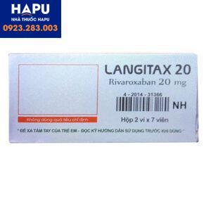Thuốc Langitax mua chính hãng giá rẻ