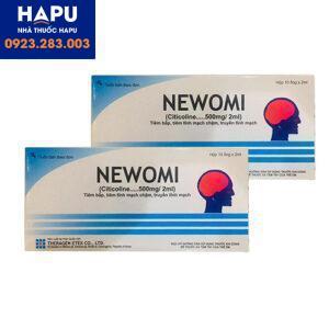 Thuốc Newomi mua ở đâu uy tín