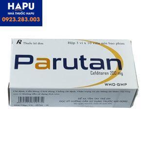 Thuốc Parutan có tốt không