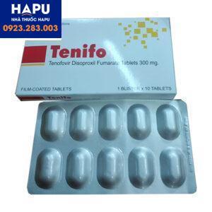 Thuốc Tenifo giá rẻ uy tín
