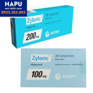 Thuốc Zyloric chính hãng giá rẻ