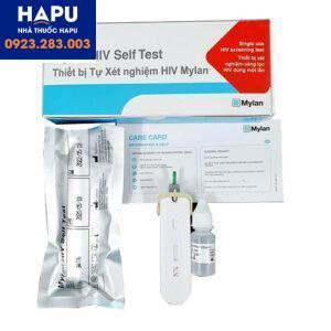 Mylan HIV Self Test giá rẻ uy tín