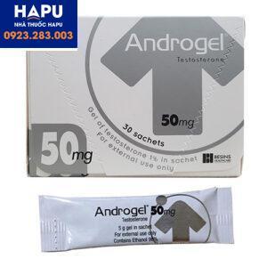 Thuốc Androgel giá bao nhiêu