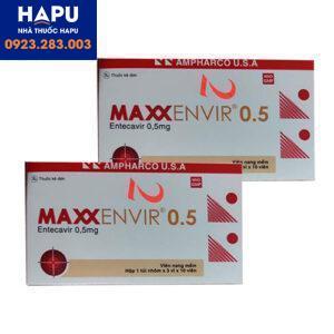 Thuốc Maxxenvir giá bao nhiêu