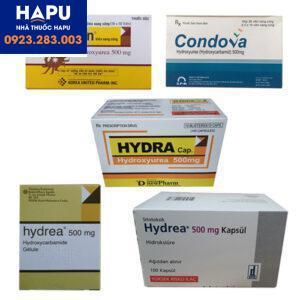 Mua thuốc hydroxycarbamid 500mg ở đâu uy tín chính hãng