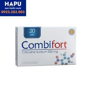 Thuốc Combifort công dụng giá bán cách dùng
