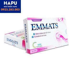 Thuốc Emmats công dụng giá bán cách dùng