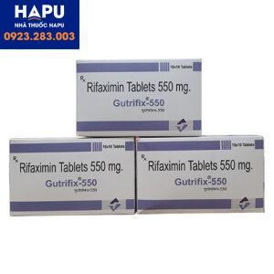 Thuốc Gutrifix 550 công dụng giá bán cách dùng