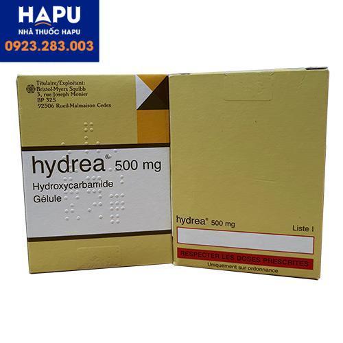 Thuốc Hydrea 500mg giá bán công dụng cách dùng mua ở đâu