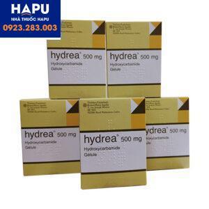 Thuốc Hydrea 500mg giá bao nhiêu, giá bán