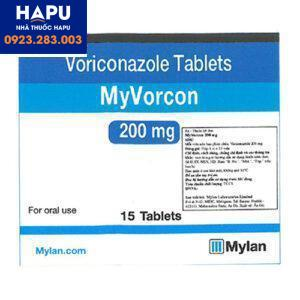 Thuốc MyVorcon công dụng giá bán cách dùng mua ở đâu