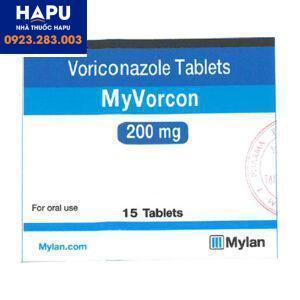 Thuốc Myvorcon mua ở đâu uy tín