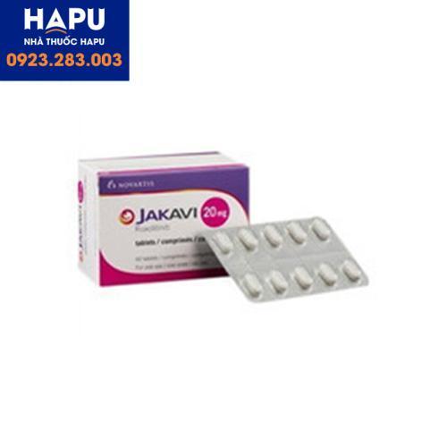 Thuốc Jakavi giá bán tại Hà Nội Hồ Chí Minh