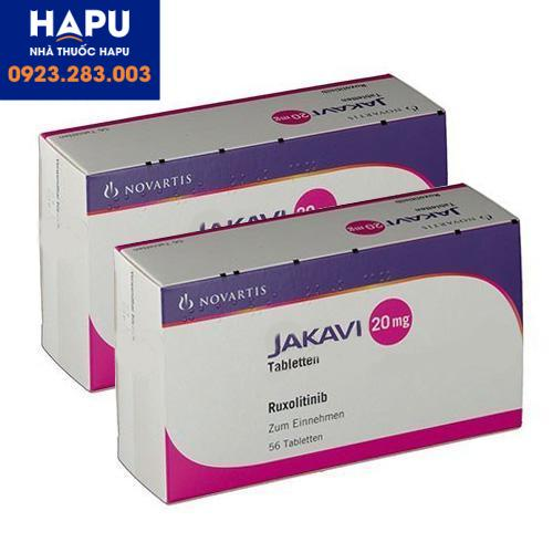Thuốc Jakavi là thuốc gì
