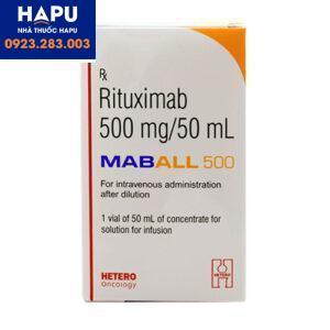 Thuốc Maball có tác dụng phụ gì