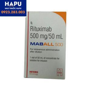 Thuốc Maball điều trị ung thư