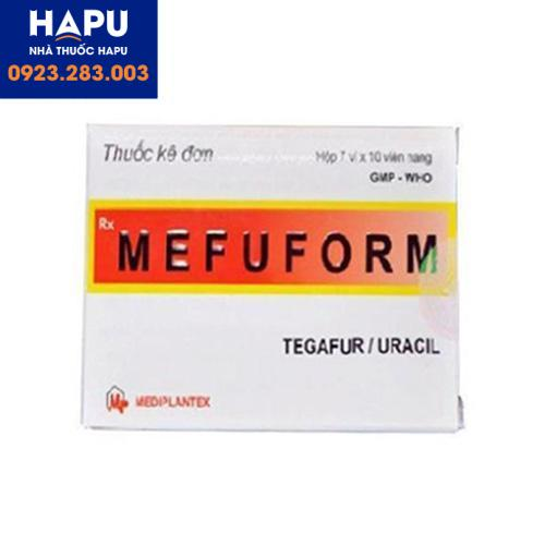 Thuốc Mefuform là thuốc gì