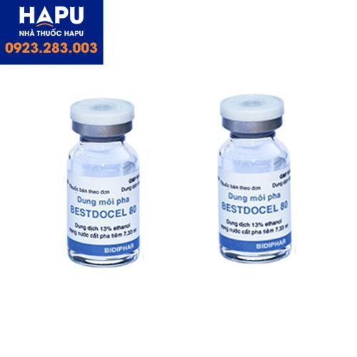 Thuốc Bestdocel công dụng cách dùng
